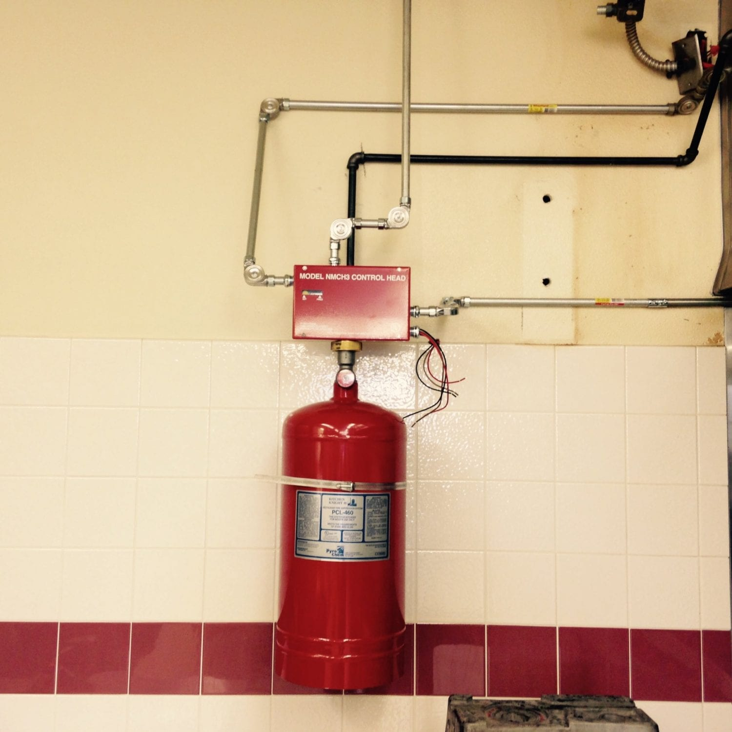 Commercial Kitchen Fire Extinguisher Requirements